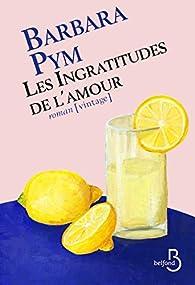 Les ingratitudes de l'amour par Pym