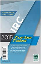 2015 International Residential Code Turbo Tabs for Paper Bound Edition
