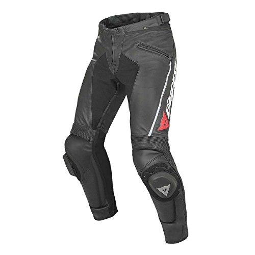 Dainese Lederhose Delta Pro C2 Pelle, Farbe schwarz, Größe 98