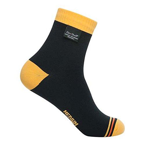 Dexshell Ultralite Waterproof Socks, Vivid Yellow, X-Large