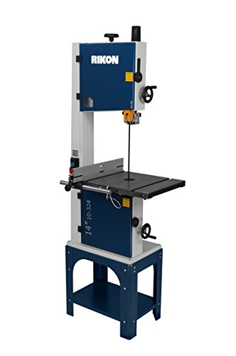 RIKON Power Tools 10-324 14' Open Stand Bandsaw