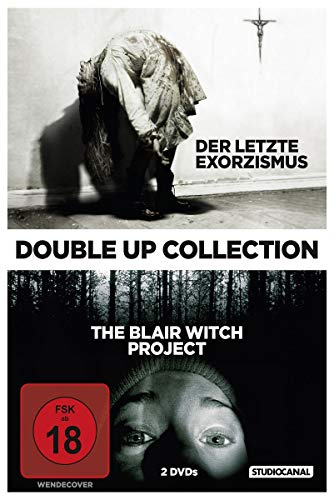 Double Up Collection: Der letzte Exorzismus / The Blair Witch Project [2 DVDs]