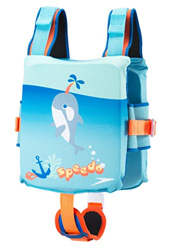 Speedo Unisex-Child Swim Float Coach Vest