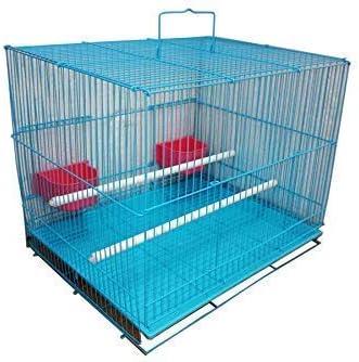 Aakriti Bird Cage Best for Lovebird/Pet, Parrot, Parakeet, Budgie, Cockatiel Cage Hammock Large Bird Cage (Size: 23.5...