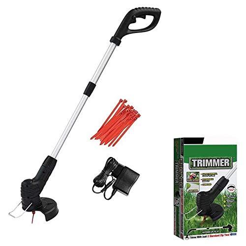 Hand Held gazontrimmer Retractable snoerloze elektrische Grass Cutter Grasmaaier beste voor tuin gazon Huis Tuingereedschap