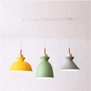 PXY Décoration Lustre Lampe Lumière Shades Plafond Pendentif Passant Lumière Abat-Jour Pour Plafonniers Plafonds Chambre A...