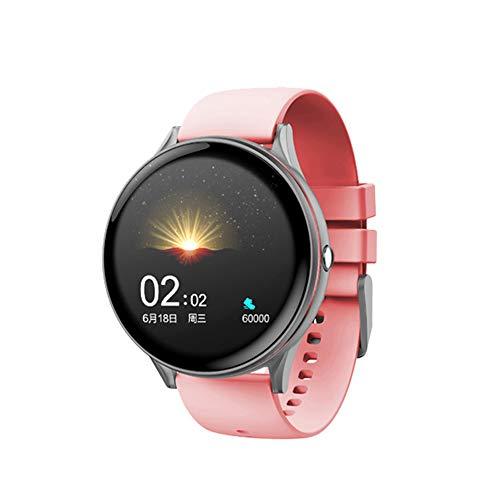 ZWW Impermeable Reloj Elegante IP LBS Rastreador Smartwatch SOS Llamada Anti-Perdió Relojes Monitor De Hombres Y De Las Mujeres,F