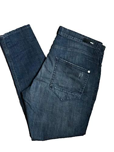 MAC Jeans Slacky Boyfriend Blue Damen D38 L28