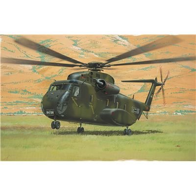 Revell 04011 - Sikorsky CH-53G (Camouflaged) - Maßstab 1:144