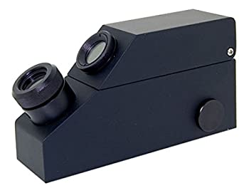 Ade Advanced Optics GL500 Gemological Gemstone Gem Refractometer Built-in Light Aluminum Body with Optic Lens