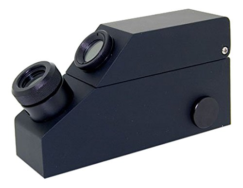 Ade Advanced Optics GL500 Gemological Gemstone Gem Refractometer Built-in Light, Aluminum Body with Optic Lens
