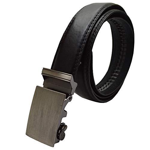 Kabana Ceinture automatique avec boucle de ceinture automatique de 3,7 cm à 160 cm de longueur. - Noir - 110
