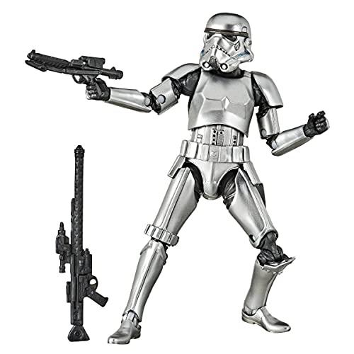 Star Wars - Black Series Figura de Stormtrooper Grafito (Hasbro, E99235L0)