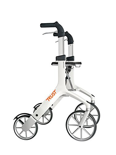 Trustcare Let's Fly Out, rollator, wit