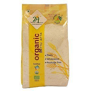 Organic Health Mix (Sattu Atta) by 24 Letter Mantra