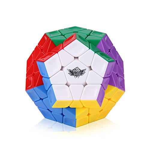 ROXENDA Zauberwürfel Set, Zauberwürfeln-Serie von 2x2x2 3x3x3 Cube Würfel Smooth Zauberwürfeln (T3)