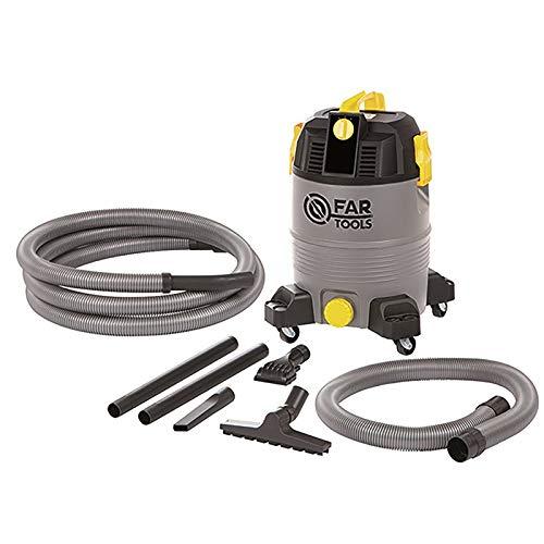 Fartools 101300 - Aspirador de agua y polvo con refusión, talla S