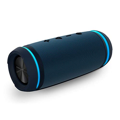 Energy Sistem Urban Box 7 BassTube Altavoz portátil con Sonido 360º, Bluetooth y Tecnología True Wireless (30 W, Resistente al...
