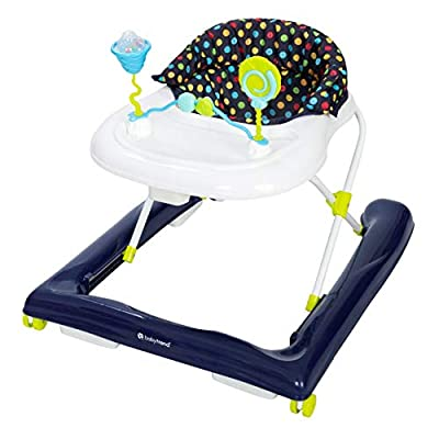 Baby Trend Trend 2.0 Activity Walker, Blue Sprinkles, Blue from Baby Trend