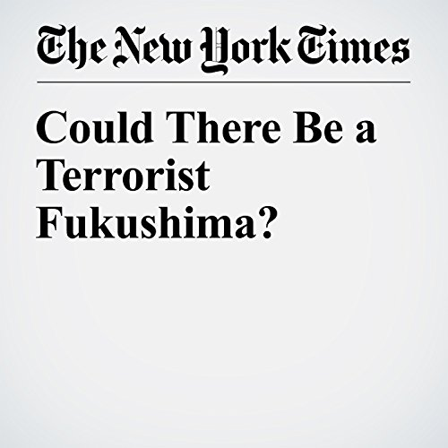 Could There Be a Terrorist Fukushima? audiobook cover art