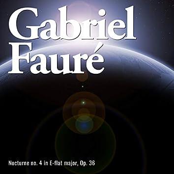 Nocturne no. 4, op. 36