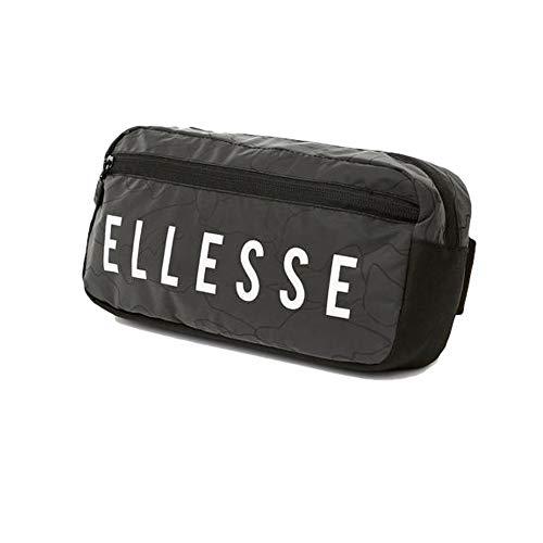 ellesse ERKO CROSS BODY BAG, Unisex-Erwachsene Umhängetasche, Schwarz (Black), 15x24x45 cm (W x H L)
