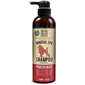 RELIQ Mineral SPA Shampoo Pomegranate