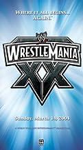 WWE Wrestlemania XX [USA] [VHS]
