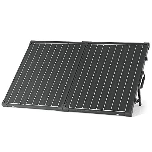 ACOPOWER UV11007GD 100W Foldable Solar Panel...