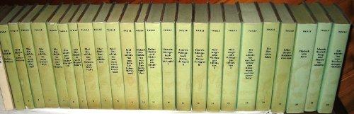 Komplette Sammlung Thule. Altnordische Dichtung und Prosa