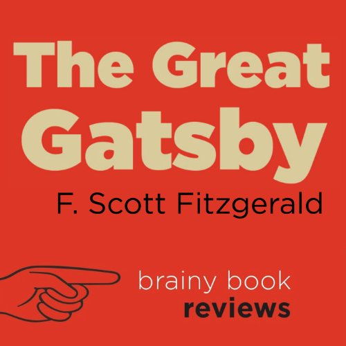 The Great Gatsby by F. Scott Fitzgerald, Expert Book Review cover art