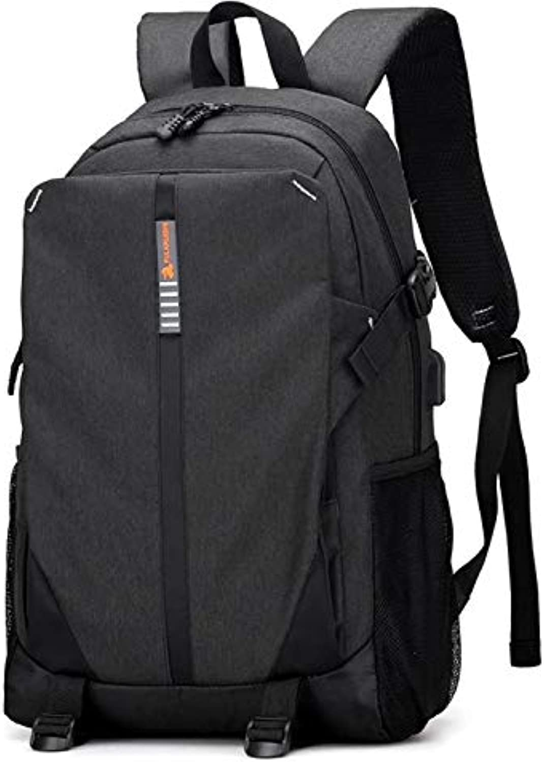Bjzxz MultiFunction Computer Bag Travel Bag Student Leisure Foreign Trade Backpack Hiking Sports Backpack