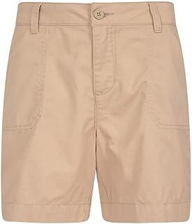 Mountain Warehouse Lakeside II Womens Shorts - Light Ladies Shorts, Durable Summer Shorts, Cosy Ladies Shorts, Cotton Shor...