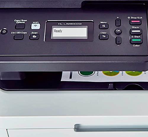Brother HL-L3290CDWB Laser Printer
