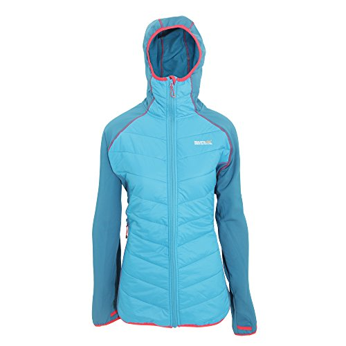 Regatta Great Outdoors Damen Andreson II Jacke (38 DE) (Petrolblau/Methyl)