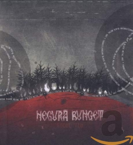 Negura Bunget - Focul Viu  (Boxset, DVD+2CDs)
