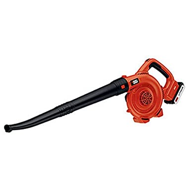BLACK+DECKER LSW20 20V MAX Lithium Ion Sweeper