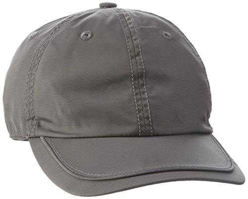 camel active Herren 4C30 Baseball Cap, Grau (Grey 7), Medium