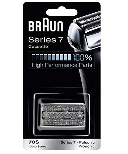 Braun Cassette 70S/9000 Series 7 mit ca. 6cm Reinigungsbürste und Öl