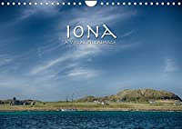Iona - A Visual Pilgrimage (Wall Calendar 2022 DIN A4 Landscape): Monthly Calendar (Monthly calendar, 14 pages )