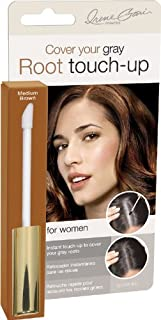 Claudia Stevens Cover That Gray Root Touch Up Hair Color - Medium Brown