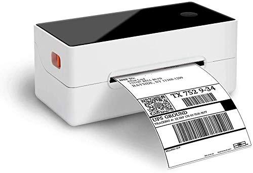 Etikettendrucker, 4 '' × 6 '' Etikettendrucker High Speed Printing Bei 150 Mm/S PM-246 Thermodruckern, Kompatibel Mit UPS, Fedex, Amazon, Ebay, Etsy, Shopify, Etc