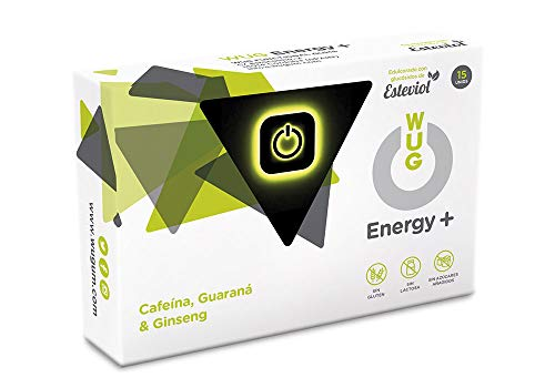 WUG Health - Gum wug energy+ - 15uds