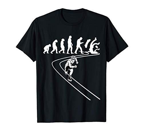 Pattinaggio Inline-Skating Inline-Skater Inline-skates Maglietta