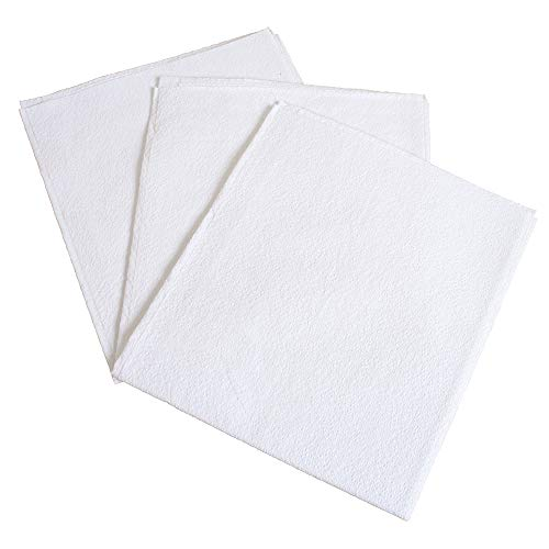BodyMed® 2-Ply Drape Sheets – White Disposable Paper Drape Sheets for Nonsurgical Draping – case of 100 Sheets – 60-Inch x 40-Inch
