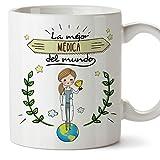 MUGFFINS Médica Tazas Originales de café y Desayuno para...