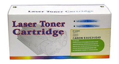 Canon Compatible 1491A002AA E-31 E31 E-40 E40 E40 Laser Toner Cartridge, 4,000 Pages, Black