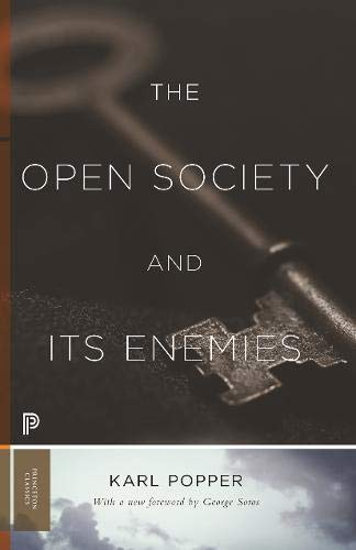 The Open Society and Its Enemies (Princeton Classics)