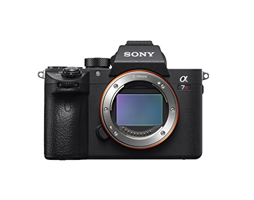 Sony a7R III 42.4MP Full-frame Mirrorless Interchangeable-Lens Camera (Certified Refurbished)