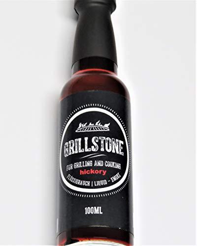 Liquid Smoke Hickory Grillstone 100ml